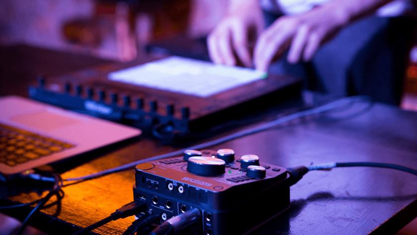 Waarom heb je een audio interface nodig