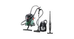 Bosch vacuums