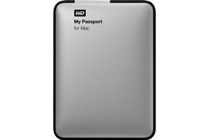 WD My Passport for Mac