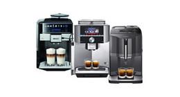 Siemens koffiezetapparaten