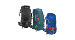 Vaude hiking backpacks