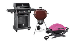 Weber barbecues met GBS