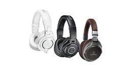 Audio-Technica hoofdtelefoons