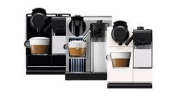 De'Longhi Nespresso machines