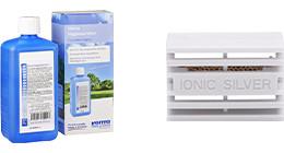 Onderhoudsmiddelen voor luchtbevochtigers