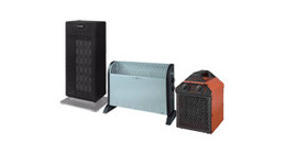 Eurom electric heaters