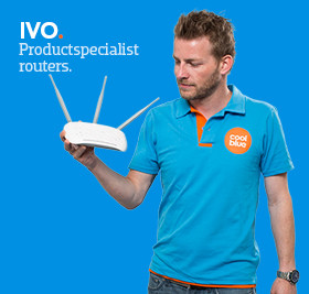 Product specialist bij Routercenter.be
