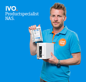 Product specialist bij NAScenter.be
