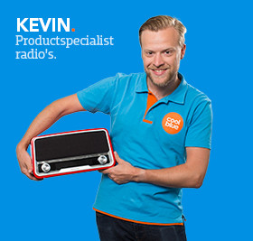 Product specialist bij Radioshop.be