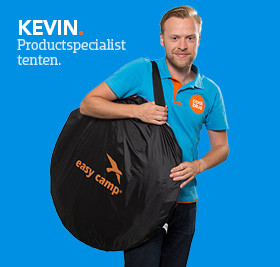 Product specialist bij Tentcenter.be