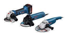 Bosch Blauw slijpmachines