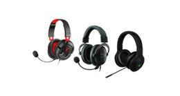 Gaming headsets for Xbox One
