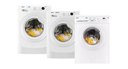 Zanussi washing machines