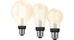 Filament lampen