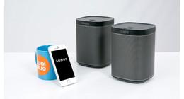Kies een extra Sonos speaker