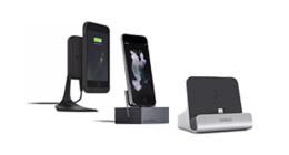 Docking stations for smartphones