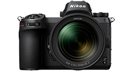 For Nikon mirrorless cameras
