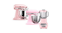 KitchenAid pink