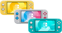 Consoles Nintendo Switch Lite