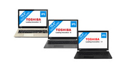 Ordinateurs portables Toshiba