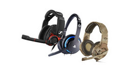 Gaming headsets for PS4
