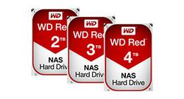 Western Digital intern harde schijven HDD