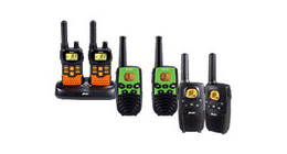 Alecto walkie talkies