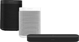 Sonos speakers with Google Assistant