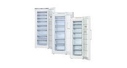 Bosch freezers