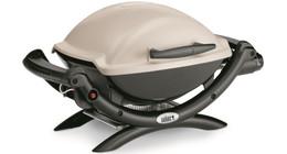 Weber elektrische barbecues
