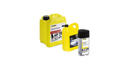 Cleaners for high-pressure cleaners