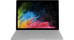 Microsoft Surface Book laptops
