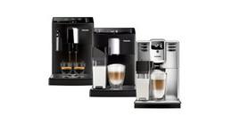 Philips koffiezetapparaten