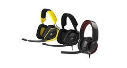 Corsair gaming headsets