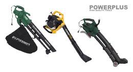 Powerplus bladblazers
