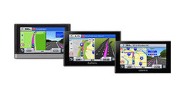 Garmin autonavigatie