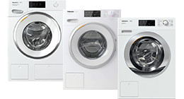 Miele washing machines with cashback