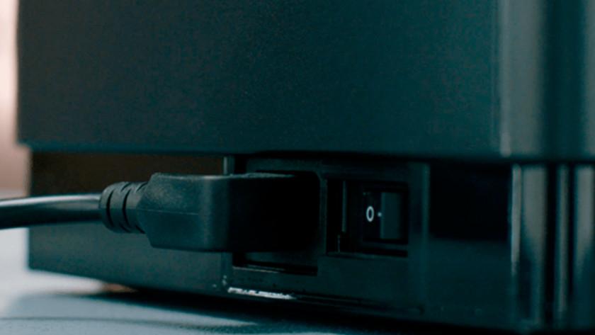 Philips koffiemachine gebruiksklaar maken
