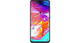 Samsung Galaxy A70 screenprotectors