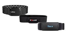Heart rate monitor sensors