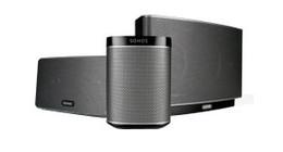 Alle Sonos speakers