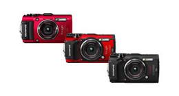Olympus compactcamera's
