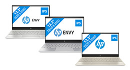 HP Envy laptops