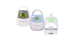 Baby monitor transmitters