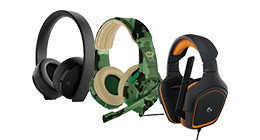 Gaming headsets voor PlayStation 4