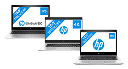 HP Elitebook laptops