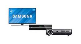 Télévisions & vidéoprojecteurs