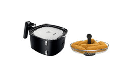 Snack baskets for airfryers