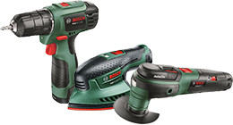 Bosch Power For All 12v tools
