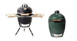 Kamado barbecues
